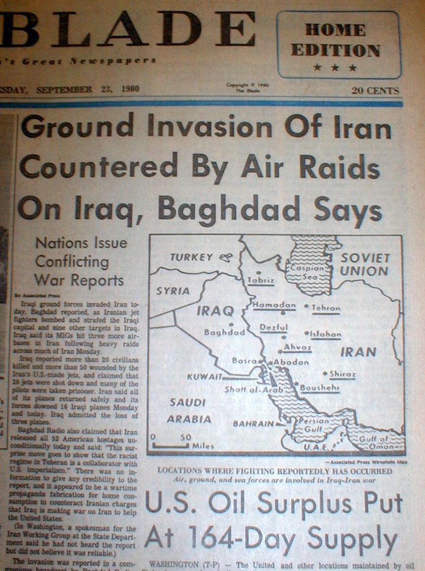 iran iraq war essay Iran-iraq war the iran-iraq war is also known as the first persian gulf war the war was the longest conventional war the war lasted for 7 years, from.