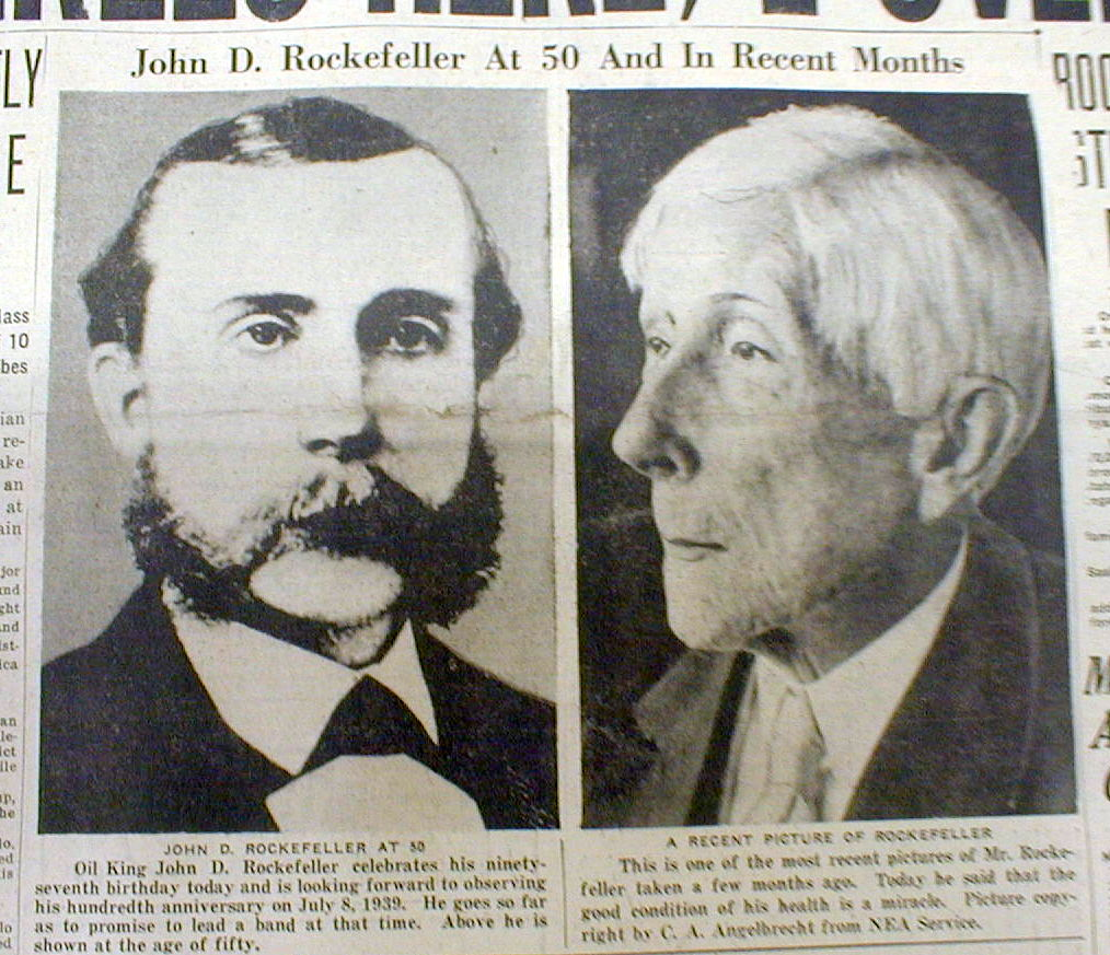 john d. rockeffeller term papers How did john d rockefeller change the face of the united states throughout his lifetime better yet, what impacts did he make in his lifetime let's start.